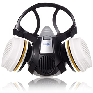 Dräger X-plore 3300 Half MASK + A2 Particle R D Filter (Class 3) Set | Painter KIT | AS/NZS Certified | Respiratory Protec...