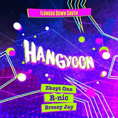 Ilonggo Down South, R-Nic, Zkept One & Breezy Jay