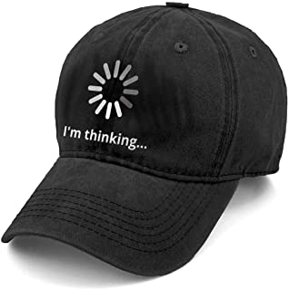 Adjustable Flat Cap Trucker Hat Young Women Mens Baseball Cap Sport Sparkle Fanta-a-Logo