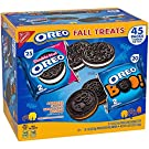 Oreo Fall Treats Cookies 45 Pack 1.02 Oz Net Wt 45.9 Oz