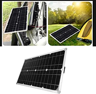 Bewinner Panel Solar Sun Power Chip de 20 w, módulos de Kit