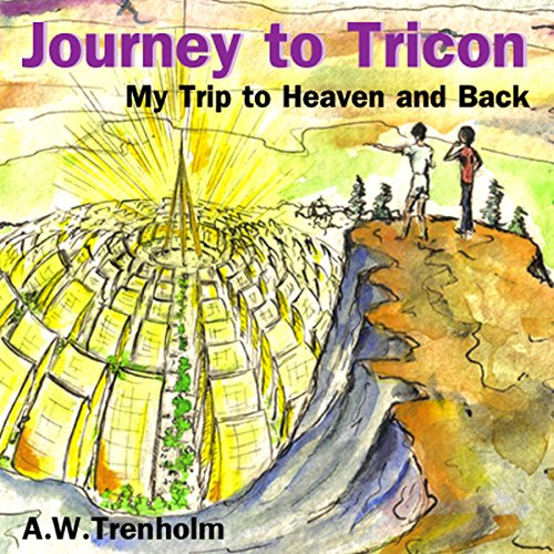 Journey to Tricon audiobook cover art