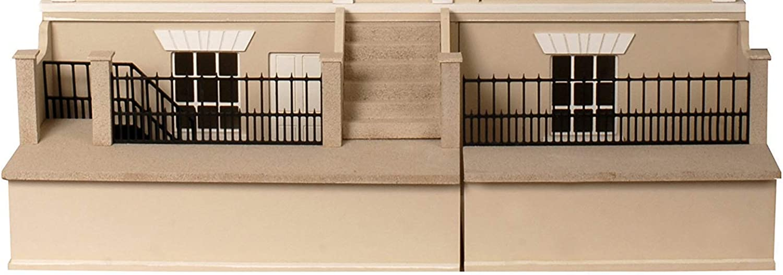Melody Jane Dolls House Basement Kit for Georgian & Luxury Georgian 1 12 MDF Flat Pack