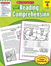 Best scholastic success with reading comprehension, grade 4 Reviews