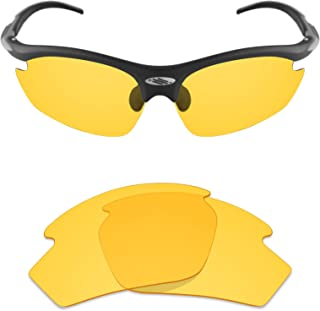 ToughAsNails Polarized Lens Replacement for Rudy Project Zyon Sunglass More Options