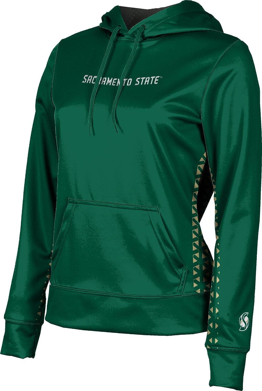ProSphere Sacramento State University Girls' Pullover Hoodie, School Spirit Sweatshirt (Geo)