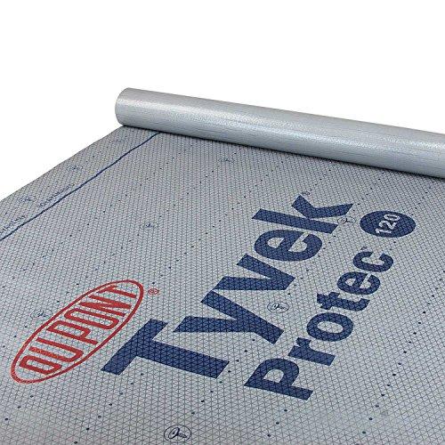 Tyvek Protec 120 Roof Underlayment - 4' x 50' - 2 Square