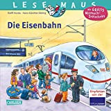 LESEMAUS 100: Die Eisenbahn (100) - Steffi Korda