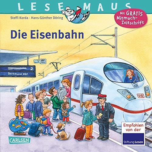 LESEMAUS 100: Die Eisenbahn (100)