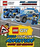 LEGO City Build Your Own Adventure Catch the Crooks: with minifigure and exclusive model
