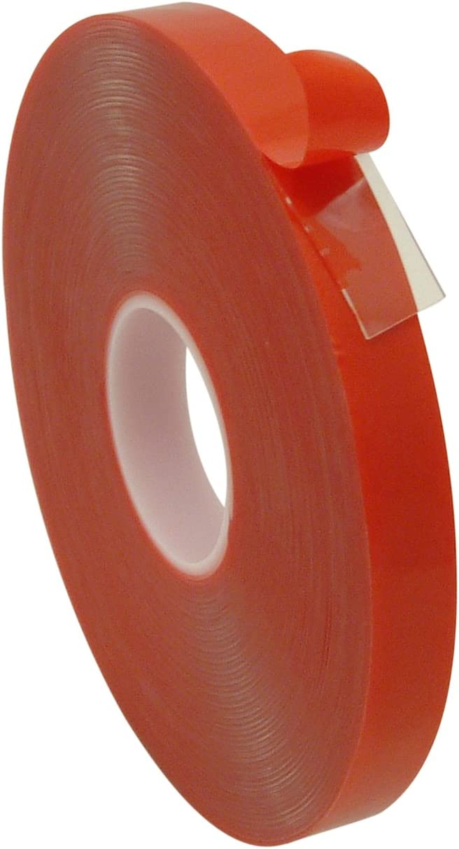 JVCC DC-UHB60FA-C Max 78% OFF Ultra National uniform free shipping High Bond Double-Sided Tape Clear Foame
