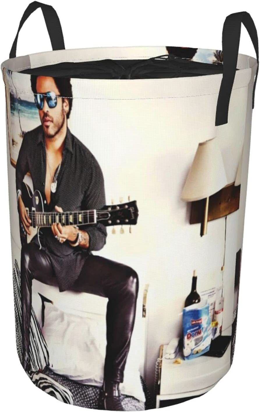 YTGBHGNJMJ Lenny Kravitz Round Tunic Dirty Fabric Pocket Ranking Cheap mail order specialty store TOP18 Canvas