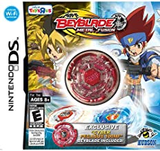 Best beyblade metal fusion cyber pegasus ds Reviews