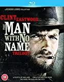 The Man With No Name Trilogy: Fistful Of Dollars/For A Few Dollars More/The Good Bad... (3 Blu-Ray) [Edizione: Regno Unito] [Edizione: Regno Unito]