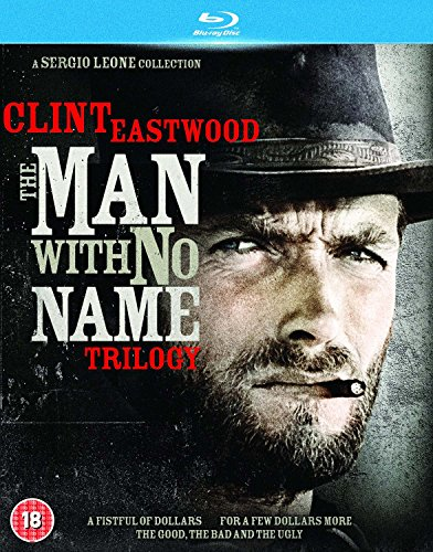 The Man with No Name Trilogy [Blu-ray] [1964] [2014]