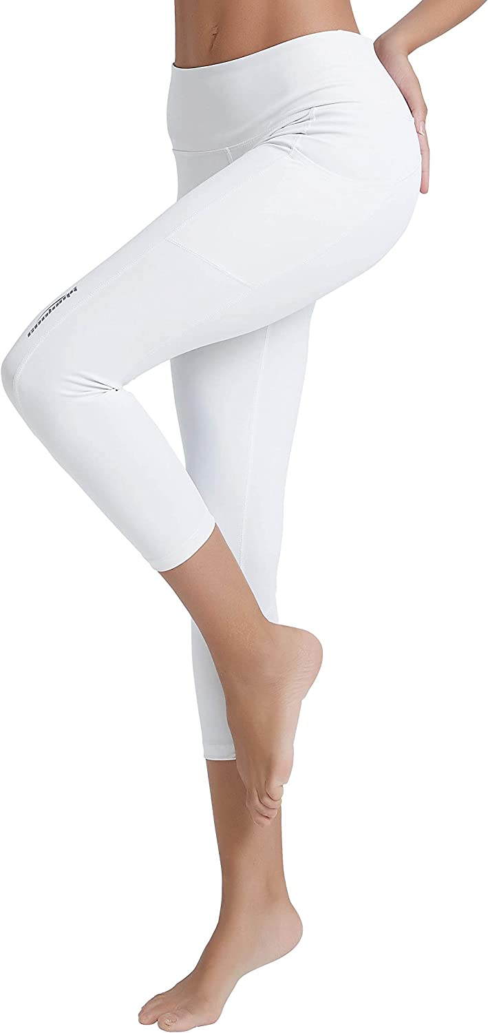 Recommended COOLOMG Buttery Soft Yoga Leggings 1 year warranty Tummy with for Women Pockets