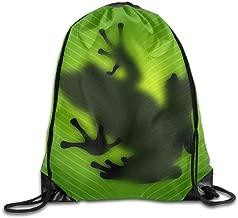 VIMUCIS Llama Art Drawstring Backpack Rucksack Shoulder Bags Training Gym Sack For Man And Women