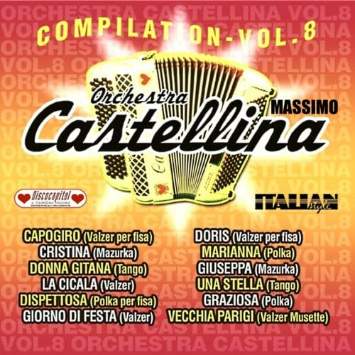 Massimo Castellina and his orchestra