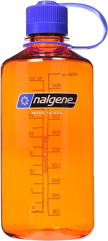 Nalgene Tritan 1Quart Narrow Mouth BpaFree Water Bottle