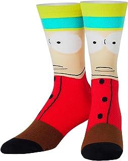 Odd Sox, Unisex, South Park, Cartoon Characters, Crew Socks, Silly Novelty Fun 90s