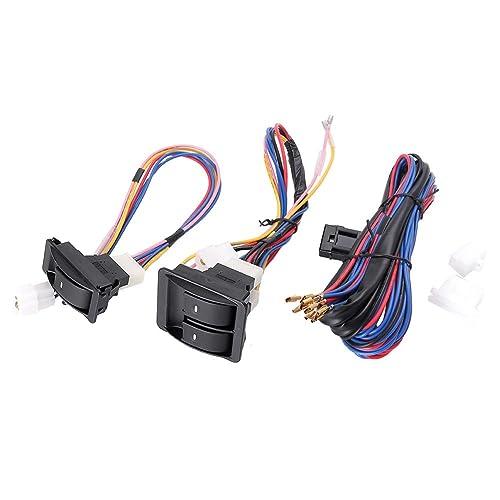 power window wiring harness