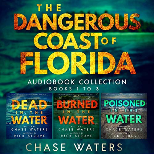 The Dangerous Coast of Florida Collection: Books 1-3  By  cover art