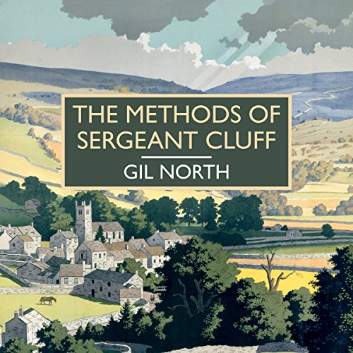 The Methods of Sergeant Cluff audiobook cover art