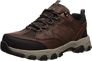 Skechers Selmen-helson Trail Oxford, Zapatos para senderimo Hombre
