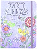 Favorite Things 2016 Classic Engagement Planner