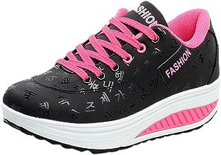 OHQ Zapatos Deportivos Mujer Sandalias Romanas Playa Zapatillas Verano Moda Chanclas Zapatos Individuales Zapatos Casuales...
