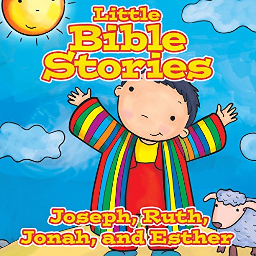 Little Bible Stories: Joseph, Ruth, Jonah, and Esther                   By:                                                                                                                                 Johannah Gilman Paiva                               Narrated by:                                                                                                                                 Erin Yuen                      Length: 1 hr     Not rated yet     Overall 0.0