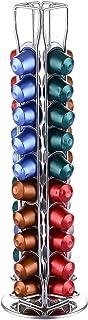 YGJT Porte Capsules NespressoOriginal Rotatif Distributeur Présentoir - Pour 40 Pièces-Support Capsules Original Rangement...