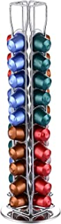 Porte Capsules NespressoOriginal Rotatif Distributeur Présentoir - Pour 40 Pièces-Support Capsules Original Rangement Solu...
