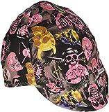 Comeaux Caps 118-2000R-8 Deep Round Crown Caps, 8', Assorted Prints
