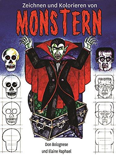 Zeichnen und Malen von Monstern