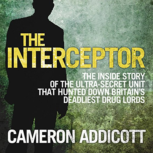 The Interceptor audiobook cover art