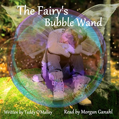 The Fairy's Bubble Wand audiobook cover art