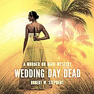 Wedding Day Dead audiobook cover art