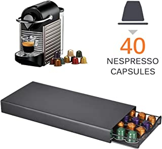 OurLeeme Soporte para cápsulas de café, 40 cápsulas