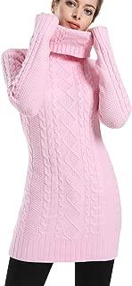 Best long turtleneck dresses Reviews
