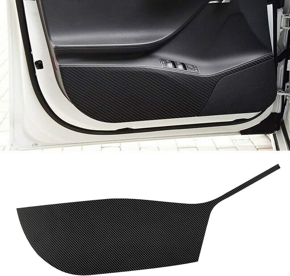 LUVCARPB 35% OFF 4 pcs Car-Styling store Car Door Ki Sticker Carbon Anti Fiber