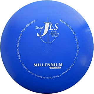 Millennium Sirius JLS Driver Golf Disc [Colors May Vary]