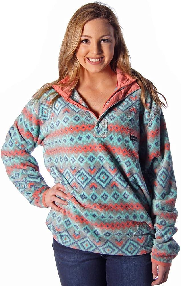 Pisgah Aztec Pullover