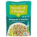 Seeds of Change Wholegrain & Wild Rice with Quinoa & Barley 240g