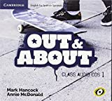 Out and About Level 1 Class Audio CDs (3) - 9788490368046