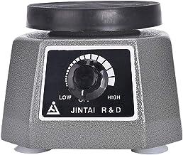 "Aimee_JL JT-14 100W Lab Vibrator 4"" Round Dental Equipment Vibrator Shaker Oscillator Plaster Vibrator Plate for duplicati..."