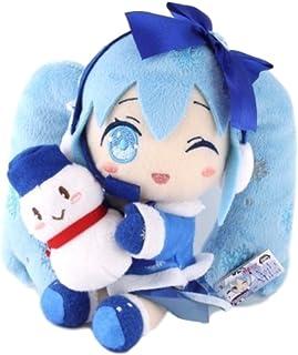 Court Ver separately fluffy snow Miku Hatsune Miku Plush Doll 2012 (japan import)