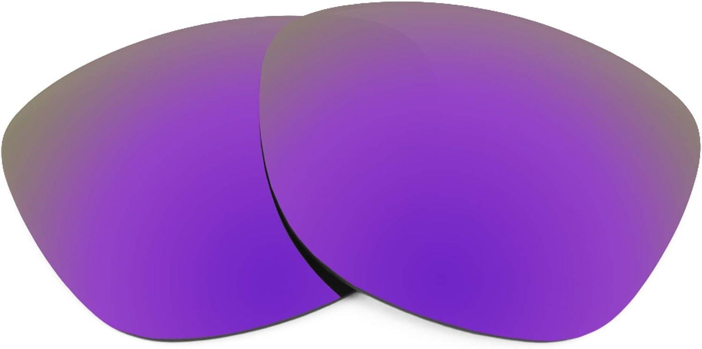 Revant Verres de Rechange pour Maui Jim Kahi - Compatibles avec les Lunettes de Soleil Maui Jim Kahi Violet Plasma Mirrorshield - Polarisés
