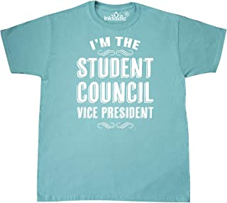 inktastic I'm The Student Council Vice President T-Shirt