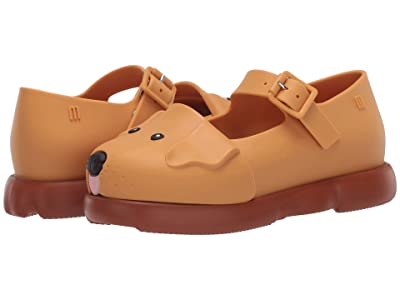 Mini Melissa Play Step BB (Toddler/Little Kid) (Brown Caramel) Girl